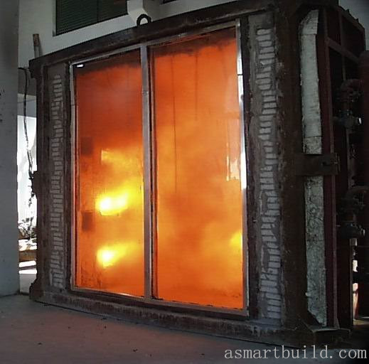 Fireproof Glass Win Construction New Technology Group