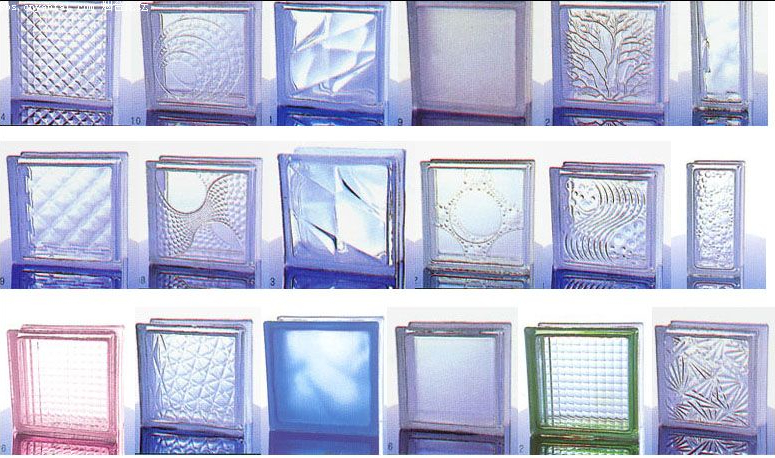 Glass Block Win Construction New Technology Group Limited