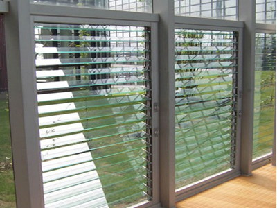 Louver Window Win Construction New Technology Group Limited